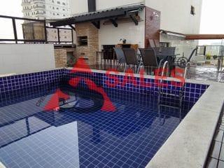 Foto do Apartamento-Cobertura com 3 dormitórios à venda, 280 m², Prox ao Parque Aclimação, por R$ 1.800.000 - Aclimação - São Paulo/SP