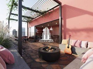 Foto do Apartamento-Apartamento de 1 dormitório, com vaga, a venda no Brooklin