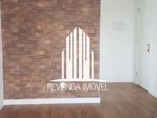 Foto do Apartamento-Apartamento para locação no Jaguaré com 2 dormitórios, suíte e vaga