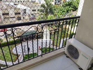 Foto do Apartamento-Apartamento e dorm, vaga e lazer completo na região do Jabaquara