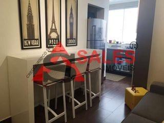 Foto do Apartamento-Excelente apartamento próximo a estação Higienópolis  Mackenzie, com 2 dormitórios, sendo 2 suítes, sala, cozinha Consolação, São Paulo, SP