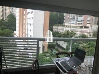Foto do Apartamento-Apartamento 40m² e 1 vaga - PANAMBY