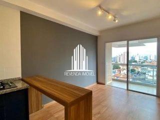 Foto do Apartamento-Apartamento à venda no Ipiranga, 34m², 1 dormitório e 1 vaga.