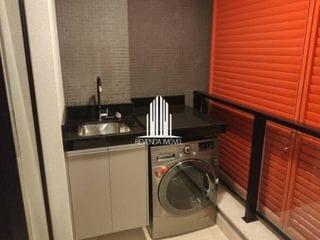 Foto do Apartamento-Studio 37 metros com 1 vaga para locação no Campo Belo