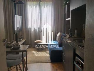 Foto do Apartamento-Apartamento novo no Butantã de 1 dormitório com lazer completo