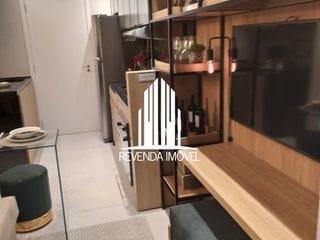 Foto do Apartamento-Apartamento novo de 1 dormitório no Cambuci
