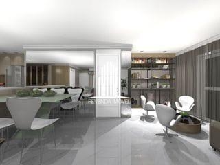 Foto do Apartamento-Apartamento à venda Moema Pássaros (Vila Uberabinha) com 2 suítes e 2 vagas