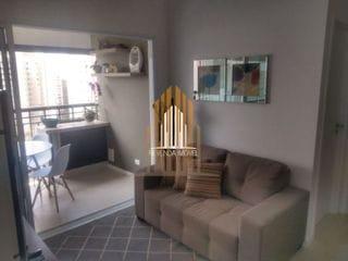 Foto do Apartamento-Apartamento Studio a venda no Morumbi com 1 dormitório 1 banheiro e 1 vaga de garagem.