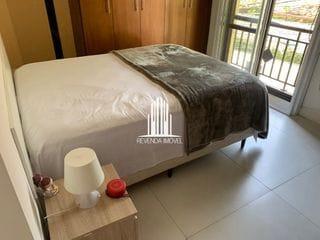 Foto do Apartamento-Apartamento 2 Dormitórios sendo duas Suítes e 2 vagas no Campo Belo