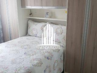 Foto do Apartamento-Apartamento Padrão Semi Mobiliado a Venda