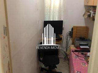 Foto do Apartamento-Amplo Apartamento para Locação em Cursino
