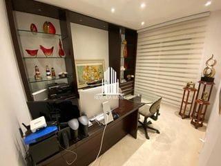 Foto do Apartamento-Apartamento de 4 dormitórios e 6 vagas no Península Moema