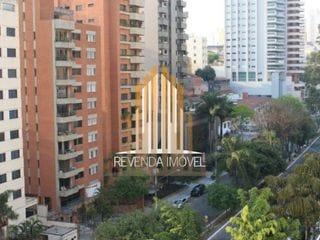 Foto do Apartamento-Apartamento de 4 dormitórios e 3 vagas na Solar da Aclimação Vila Mariana