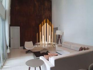 Foto do Apartamento-Apartamento de 172m2 com varanda e sala com pé direito duplo 2 suítes 4 vagas Premium Tamboré