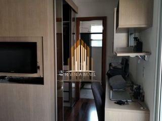 Foto do Apartamento-Apartamento 156m2, 3 suítes, sala de TV, sala com 2 ambientes Condomínio Premium Tamboré.