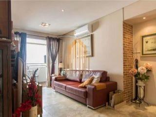 Foto do Apartamento-Apartamento em Higienópolis de 1 dormitório e 1 vaga de garagem pronto para morar