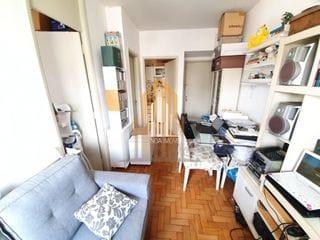 Foto do Apartamento-- Condomínio Norma - Apartamento para venda com 1 dormitório, 1 banheiro e 1 vaga na Bela Vista.