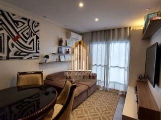 Foto do Apartamento-Apartamento com 2 dormitórios com 1 vaga na garagem no bairro Jabaquara