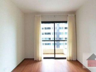 Foto do Apartamento-Apartamento com 1 dormitório para alugar, 50 m² por R$ 2.100,00/mês - Jardim Vila Mariana - São Paulo/SP