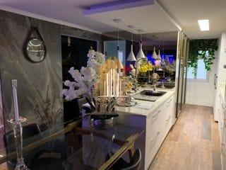 Foto do Apartamento-Apartamento com varanda à venda em Santana com 2 dormitórios e 1 vaga de garagem
