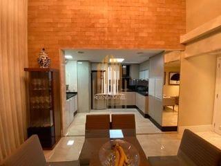 Foto do Apartamento-Apartamento com 2 dormitórios e 2 vagas