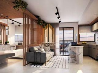 Foto do Apartamento-Studio a venda na Vila Madalena com 21m² com 1 dormitório.