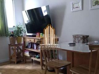 Foto do Apartamento-Apartamento à venda com 43m², 1 quarto e 1 vaga