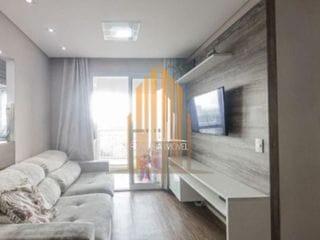 Foto do Apartamento-Apartamento de 2 dormitórios com 1 suíte e vaga de garagem pronto para morar