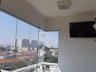 Foto do Apartamento-Apartamento com 2 dormitórios à venda por R$ 445.200,00 - Alto do Pari - São Paulo/SP