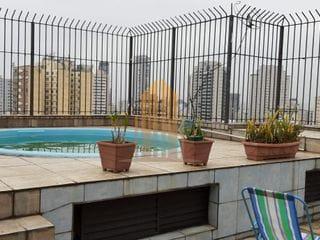 Foto do Apartamento-Apartamento cobertura  3 dormitórios 1 suíte 5 vagas com piscina privativa  à venda , Vila Mariana, São Paulo, SP