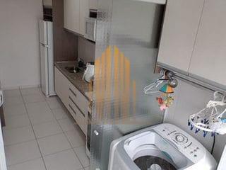 Foto do Apartamento-Apartamento com 2 dormitórios, 1 vaga 54m2 com   móveis planejados Vista Bela Residencial Club, Votupoca, Barueri, SP