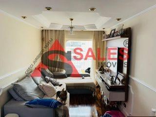 Foto do Apartamento-Apartamento com 3 dormitórios à venda, 75m² por R$ 790.000,00 Localizado na Rua Borges Lagoa Cond. Fabiana - Vila Clementino, São Paulo, SP