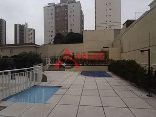 Foto do Apartamento-Apartamento à venda e para locação, Vila Santo Estéfano, São Paulo, SP