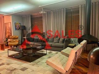 Foto do Apartamento-Apartamento com 3 suítes à venda, 215m² por R$ 3.300.000,00 Localizado na Rua Simão Álvares Cond. Tejo - Pinheiros, São Paulo, SP