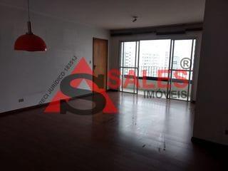 Foto do Apartamento-Apartamento com 4 dormitórios para locação, 160m² por R$ 4.500,00/mês Localizado na Rua Caraíbas Cond. Bahamas - Perdizes, São Paulo, SP