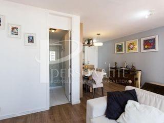 Foto do Apartamento-Ótimo Apartamento à venda, 61 m², 3 dorms,1 suíte, 1 vaga, Excelente localização - Tatuapé -SP