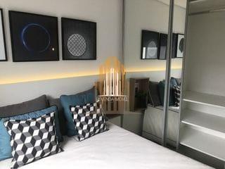 Foto do Apartamento-Piscine Station - Apartamento de 1 dormitório - 39m² no Brás - Sem Vaga