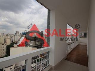 Foto do Apartamento-Lindo apartamento 381,72 m² de área útil em dos bairros mais aconchegante da cidade de São Paulo, 2 vagas de garagem.