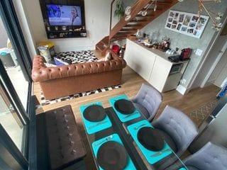 Foto do Apartamento-Apto Duplex 2 vagas 66m no Campo Belo