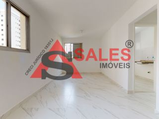 Foto do Apartamento-Apartamento com 1 dormitório à venda, 34 m² por  R$ 315.000,00 Localizado na Rua Itapiru Cond. Chateau Vicennes - Saúde, São Paulo, SP