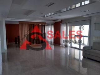 Foto do Apartamento-Apartamento com 4 dormitórios à venda, 375 m² por R$ 3.750.000,00 Localizado na Rua Luís Molina - Jardim Vila Mariana, São Paulo, SP