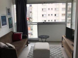 Foto do Apartamento-Apartamento 1 Dormitório 1 Vaga Campo Belo