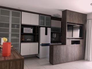 Foto do Apartamento-Apartamento com 2 dormitórios para alugar, 81 m² por R$ 7.000,00/mês - Campo Belo - São Paulo/SP