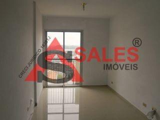 Foto do Apartamento-Apartamento à venda Metrô Conceição, R$ 395.000,00 - 60m² 02 dormitórios 01 vaga de garagem Vila Guarani (Z Sul), São Paulo, SP