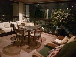Foto do Apartamento-Apartamento alto padrao 4 dormitorios 3 suites 3 vagas com lazer no Campo belo