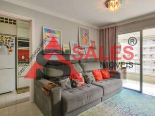 Foto do Apartamento-Apartamento com 3 dormitórios à venda, 81 m² por R$ 785.000,00 Localizado na Rua do Boqueirão - Saúde, São Paulo, SP