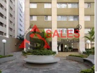Foto do Apartamento-Excelente apartamento, 1 dormitório, 1 suíte,, 1 vaga, piscina , 47,57 metros  á venda, na melhor região da Paulista, Bairro Bela Vista