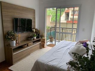 Foto do Apartamento-Apto Garden 1 suite 2 vagas 93m no Morumbi
