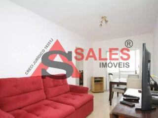Foto do Apartamento-Apartamento com 2 dormitórios à venda, 60 m² por R$ 410.000,00 Localizado na Avenida Susana - Vila Gumercindo, São Paulo, SP