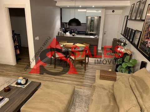 Foto do Apartamento-Apartamento com 2 dormitórios à venda, 82 m² por R$ 880.000,00 Localizado na Avenida Susana - Vila Gumercindo, São Paulo, SP